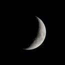Lune à 33% ,                                MartinFournier
