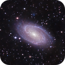 M81 as seen from the city of Sofia,                                Sektor
