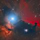 IC 434 Horse Head Nebula (LHaRHaGB),                                -Amenophis-