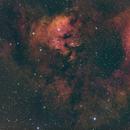 NGC 7822,                                FantomoFantomof
