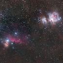 Orion Wide Field 200mm,                                Tom Heindl
