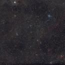 Dark nebulae of Cepheus,                                Miroslav Horvat