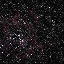 Rosette nebula,                                  MFarq