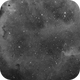 Sharpless in Cas [Sh2-199 & Sh2-198] - Part of the Soul Nebula,                                G400