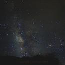 Milky-way: Sagittarius and  Scorpio,                                Kaustav