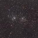 Double Cluster,                                Ryan Betts