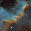 Cygnus Wall,                                physics5mickey