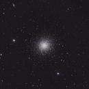 M13 Hercules Cluster,                                Dan West