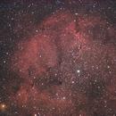 IC 1396 - 420 mm,                                Wolfgang Zimmermann