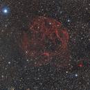 IC405-410 to SIMEIS 147,                                Amir H. Abolfath