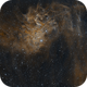 IC 405 - Flaming Star Nebula Ha-SII,                                Kurt Zeppetello