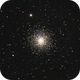 M15, ammasso globulare,                                Giuseppe Nicosia