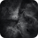 The Great Carina Nebula H-alpha,                                Camissa