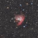 NGC281 (Pacman nebula) - Cassiopeia,                                Emmanuel Fontaine