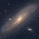 Andromeda Galaxy (M31),                                  Gabriel Cardona