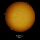 Solar Disc, HA, 10-30-2018,                                Martin (Marty) Wise