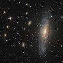 NGC 7331,                                Stefan