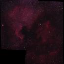 NGC7000, IC5070,                                Ardian Xherrahi