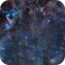 36 Panel Mosaic of Milky Way DUST,                                  Colin