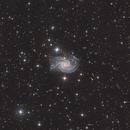 NGC 2835 Spiral Galaxy 20200221 54000s LRGB 01.8.2,                                Allan Alaoui
