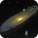 M31 fron the Red Zone,                                sungazer