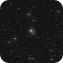 NGC 457 - The Owl cluster,                                Emil Andronic
