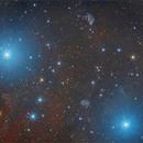 ALNILAM, IC423, IC 424,                                Piero Venturi
