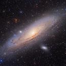 M31,                                Steed Yu