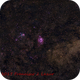 Trifid and Lagoon nebulas,                                Francisco