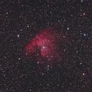 NGC 281 Pacman,                                Stefan T