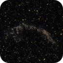 NGC6995 - 20200923 - Kelda 135mm at F4 - UHC,                                altazastro