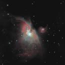 M42 Orion Nebula,                                JDJ