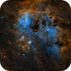 The Tadpole Nebula, IC410,                                KIJJA JEARWATTANA...