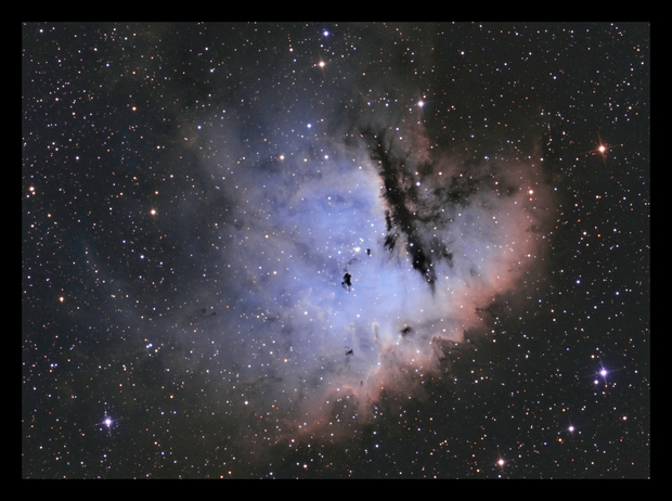 NGC 281 - SHO,                                Kenneth Sneis