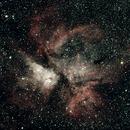 NGC 3372 - Eta Carinae Nebel,                                Stefan Benz