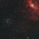 M52 & bUBBLE,                                Alberto Maria Casati