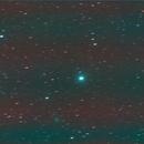 Comète 2020 M3 Atlas grand champ (comète),                                Corine Yahia (RIGEL33)