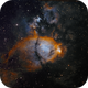 Fish Head Nebula (IC 1795),                                Radek Kaczorek