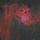 Ic405-nébuleuse de l'étoile flamboyante HaRGB,                                  astromat89