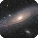 M31 processed with PixInsight WBPP,                                JohnAdastra