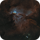 Fighting Dragons and their Egg  NGC 6188,                                Nick Axaris