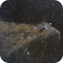 NGC6726 Wide Field Nebula and Dust,                                johnnywang