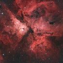 Eta Carinae Nebula,                                KiwiAstro
