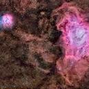 M8 & M20 en HaRVB,                                Georges