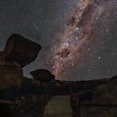 Stairway to the Milky Way,                                Lorenzo Palloni