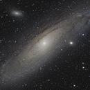 Andromeda Galaxy,                                Vincent Giranda