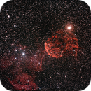 Jellyfish Nebulae Supernova Remnant,                                Gardner D. Gerry