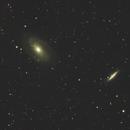 Bodes Galaxy M81 LRGB HA,                                George