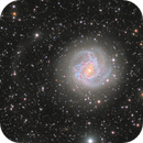 M83 - A Deep View of The Southern Pinwheel Galaxy Halo and Stellar Stream - A Joint Project with Maicon Germiniani,                                Gabriel R. Santos...