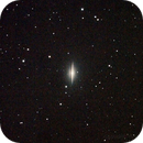 Messier M104 - NGC4594 - Sombrero Galaxy ,                                Geoff Scott